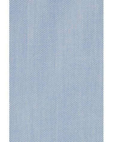 chemise homme de luxe haut de gamme : Chemise homme bleu oxford