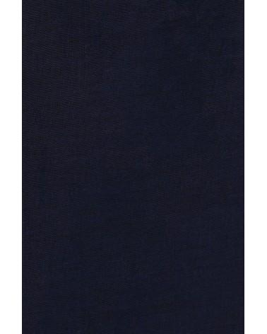 chemise homme de luxe haut de gamme : Chemise homme bleu marine