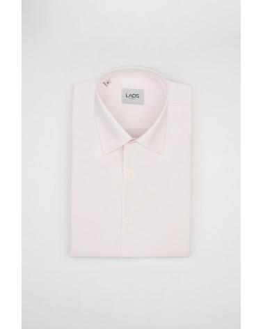 chemise homme de luxe haut de gamme : Chemise homme rose clair