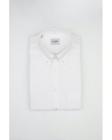 chemise homme de luxe haut de gamme : Chemise homme casual blanche